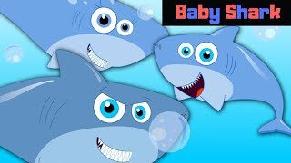 Baby Shark Song (Animated) - 2019 Kids Songs