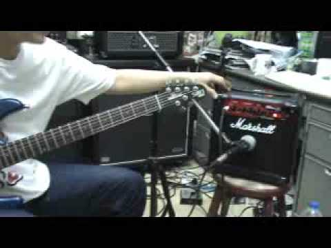 MARSHALL KERRY KING SIGNATURE MG10KK DEMO BY CHATREEO