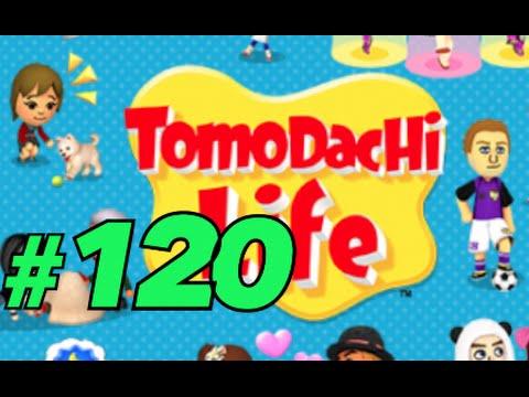 tomodachi life #120 visita al 5° piano