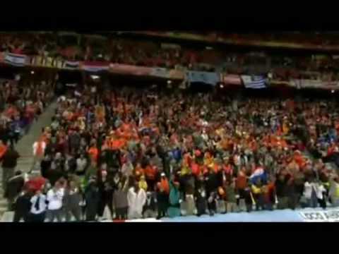 WM 2010 Niederlande vs Uruguay 3 - 2 (Halbfinale, Highlights, alle Tore, 6.7.10, Robben)
