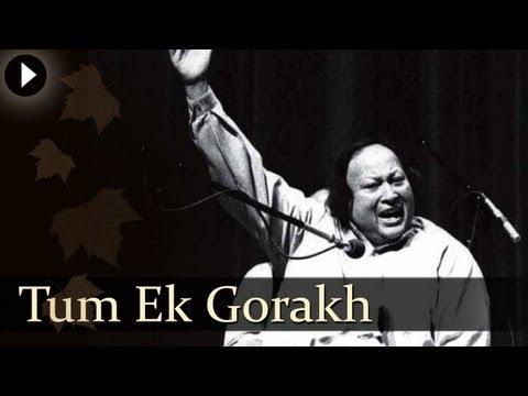 Tum Ek Gorakh Dhanda - Nusrat Fateh Ali Khan video