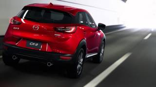 Lane Departure Warning System (LDWS) - Mazda CX-3 i-ACTIVSENSE Safety Features