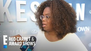Does Oprah Winfrey Go to Gayle or Stedman Most Often for Advice? | E! Red Carpet & Award Shows