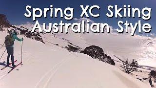 XC Skiing - Snowy Mountains, Australia