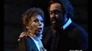 Luciano Pavarotti Mirella Freni O Soave Fanciulla