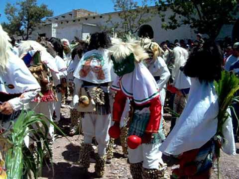 San Miguel Zapotitlan, semana santa judios 2011 Domingo de Ramos 8/9