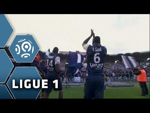 Girondins de Bordeaux - LOSC Lille (1-0)  - Résumé - (GdB - LOSC) / 2014-15