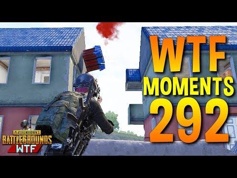 PUBG Daily Funny WTF Moments Highlights Ep 292
