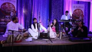 Freshta Sama & Emal Zakhel - Jana Tu Qalbe Mahee LIVE 2016