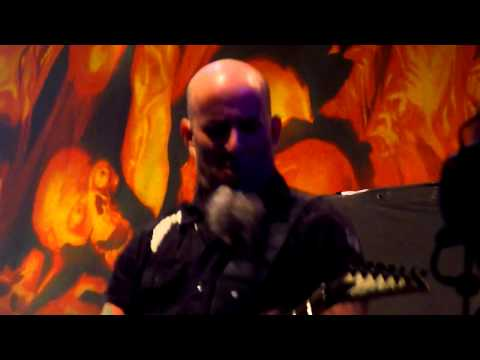 Anthrax - Caught in a mosh Live in Berlin 4 Dic. 2012 Velodrom