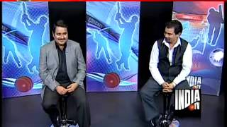 India TV Special Show on Sachin Tendulkar's retirement Part 1