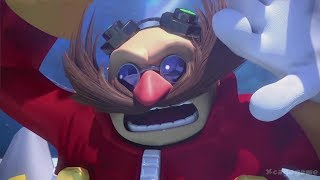 Team Sonic Racing - Game Movie ( All Cutscenes)