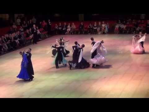 Blackpool 2013 Junior Ballroom Foxtrot Final