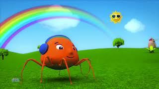 Incy Wincy Spider | Nursery Rhymes Songs For Kids | Baby Songs