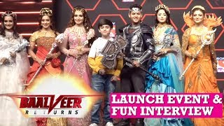 Baalveer Returns SAB TV: Interview With Dev Joshi, Vansh, Anuradha, Bhaweeka Among Starcast