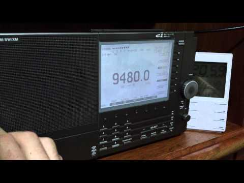 Radio Free Europe - 9480 kHz