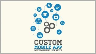 Custom Mobile App Development Services by Konstant Infosolutions