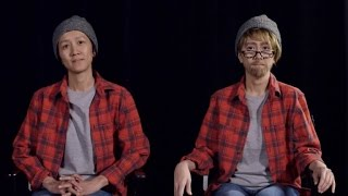Watch Kids Say Brutally Honest Things To Their Parents Who Are in Disguise