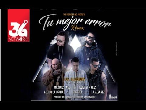 download lagu Tu Mejor Error Remix - Maximus Wel & Lui gratis