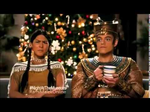 Night at the Museum: Secret of the Tomb TV Promo - Ahkmenrah, Sacajawea & Lancelot
