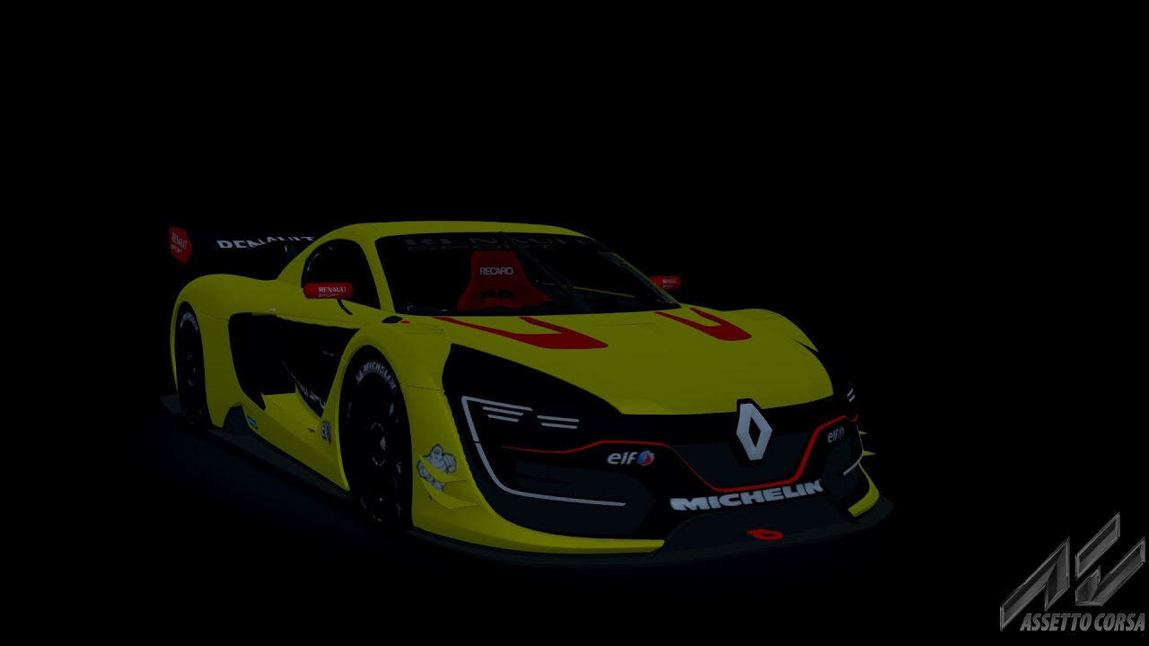 Renault RS 01 test drive-Assetto corsa