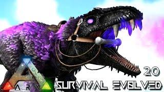 ARK: SURVIVAL EVOLVED - NEW ULTIMATE GIGA DARKSTAR TAMED !!! E20 (MOD ARK ETERNAL CRYSTAL ISLES)