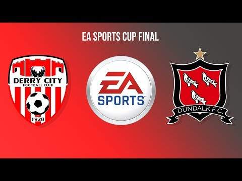 2019 EA Sports Cup Final: Derry City 2-2 Dundalk - Dundalk win 6-5 on penalties