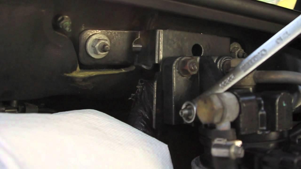 Bleeding Jeep Liberty Crd Fuel Filter Head