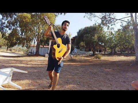 Πώς να Παίξεις το '' Έλα μου '' του Σάκη Ρουβά στην Κιθάρα (εύκολο τραγούδι για αρχάριους)