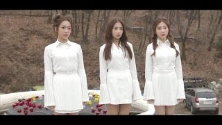 APRIL(에이프릴) - 3rd Mini Album 'Prelude' Jacket Making Film