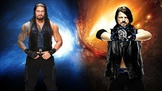 download lagu Roman Reigns Titantron + Aj Styles Theme Song gratis