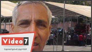 بالفيديو..رئيس حى الموسكى: «الباعة الجائلين أخفوا بضائعهم فى مسجدالتوحيد»