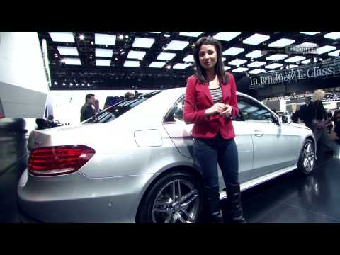 Mercedes-Benz TV: The world premiere of the new E-Class in Detroit