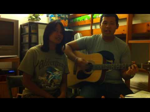 SHINEE - Lucifer acoustic english cover (KPEC)