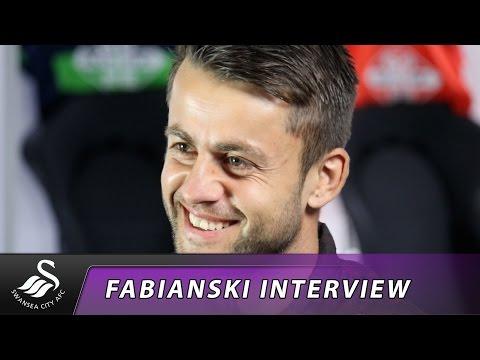Swans TV - Fabianski discusses new contract