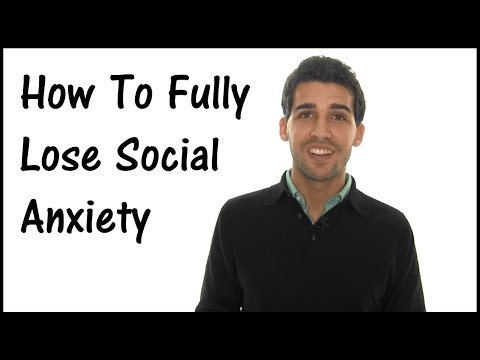 How To Completely Lose Social Anxiety - It's Quite Shocking