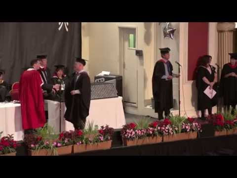 The Blackpool and The Fylde College Graduation Ceremony was a celebration of the hard work and commitment displayed by students to achieve their degrees accredited by either Lancaster University or the University of Salford. This video shows ceremony one in its entirety held on Thursday 10 July 2014 15:00pm.