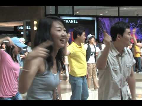The World's Most Shocking Flashmob Music Videos