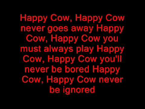 Smosh - Happy Cow Song Lyrics