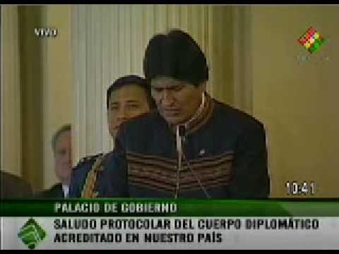 Bolivia Rompe Relaciones Diplomáticas con Israel y Denunciará Ante la Corte Penal Internacional