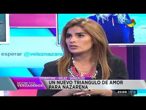 Nara Ferragut revela detalles de la relación entre Nazarena y Cosentino