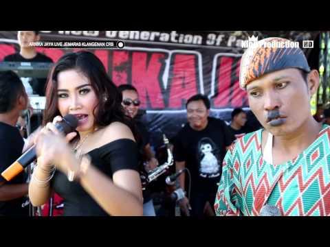 Prawan Boongan - Anik Arnika Jaya Live Jemaras Klangenan Crb