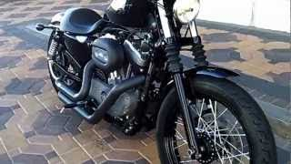 2008 Harley sportster 1200 nightster At Celebrity Cars Las Vegas