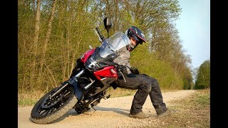 2019 Honda CB500X - Is it a True Adventure Bike? | Review
