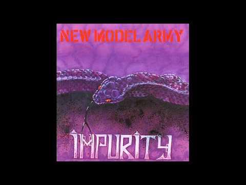 New Model Army - Bury The Hatchet