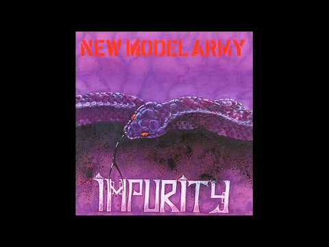 New Model Army - Bury The Hatchet
