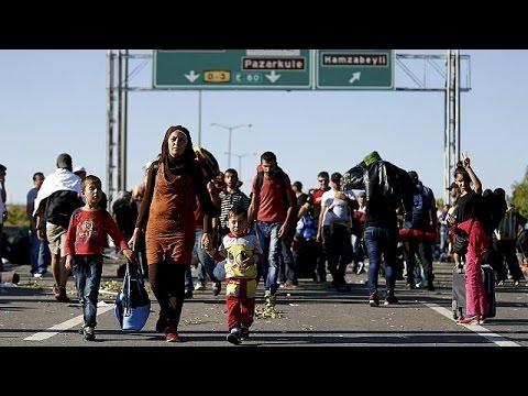 ترکیه از خروج مهاجران و پناهجویان به سمت یونان جلوگیری می کند