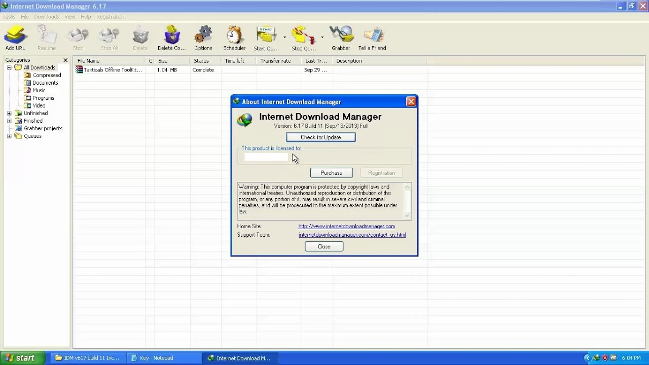 how to download idm crack version for free