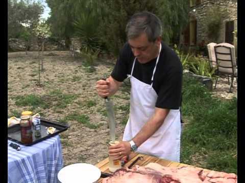 COMO AYA  Nº 259, Costillar a la Cruz - Gastronomía Argentina