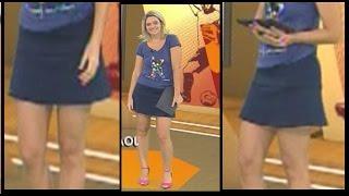 Download Anita Paschkes de sainha curta apresentadora super esporte (super gostosa)!!!! 3Gp Mp4